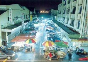 Sibu Pasar Malam Stalls