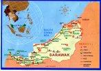 Sarawak map thumb nail