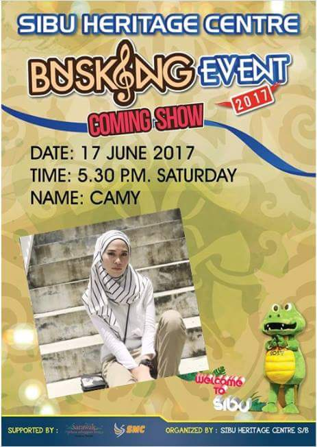 Busking Event